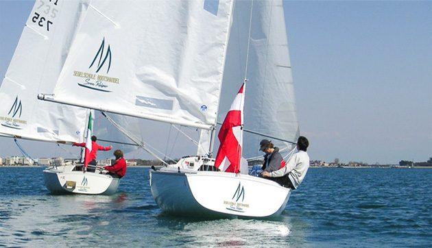 Segelschule und Bootshandel Sven Reiger Neusiedler See, Kroatien und Spanien
