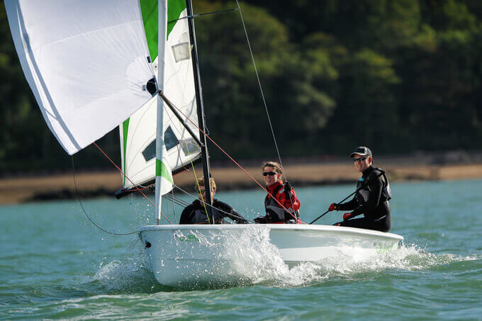 Sailing Instructor – Segellehrer